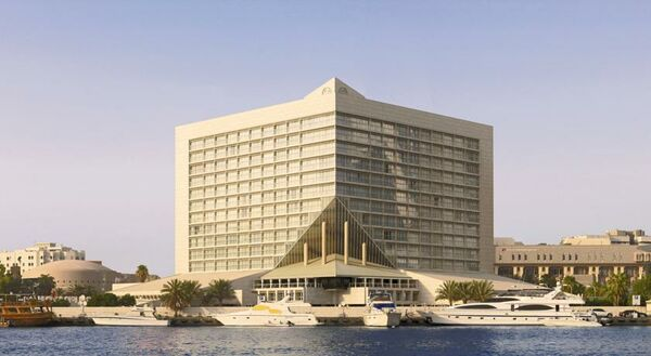 Holidays at Sheraton Dubai Creek And Towers Hotel in Deira City, Dubai