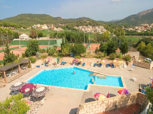Holidays at Villa Real Apartments in Camp de Mar, Majorca