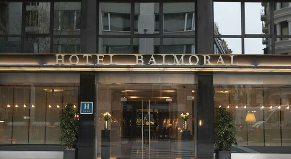 Holidays at Abba Balmoral Hotel in Eixample, Barcelona