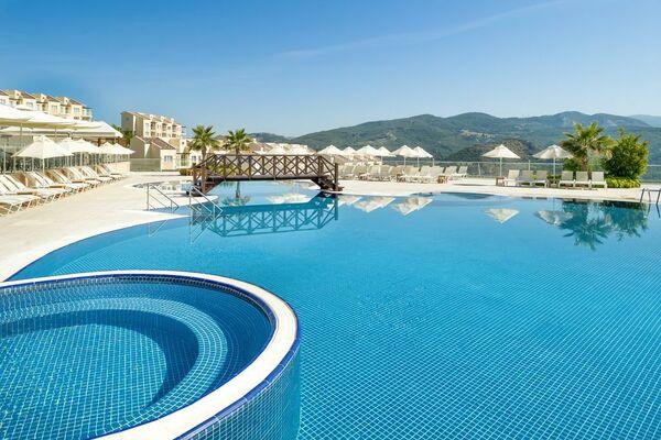 Holidays at CLC Kusadasi Golf and Spa Resort in Soke Aydin, Kusadasi Region