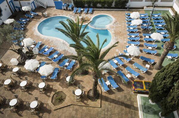 Holidays at Hotel Ilusion Vista Blava in Cala Millor, Majorca