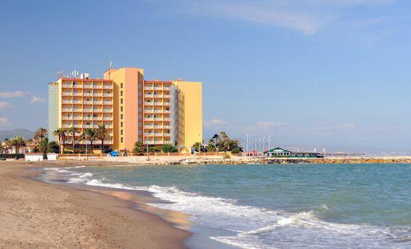 Holidays at Tryp Guadalmar Hotel in Malaga, Costa del Sol
