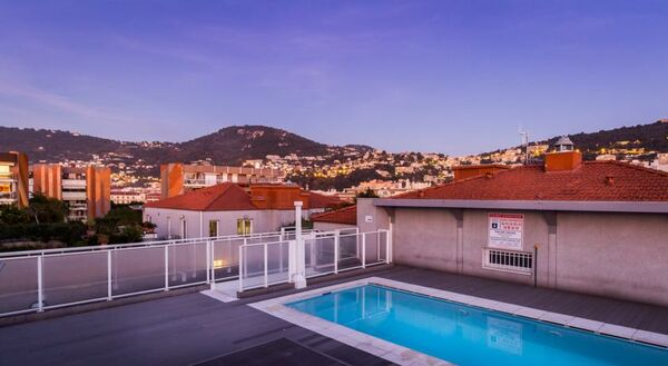 Holidays at Hipark Nice Apartments in Nice, France
