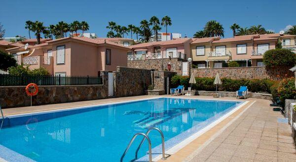 Holidays at Santa Ana Villas in Playa del Ingles, Gran Canaria