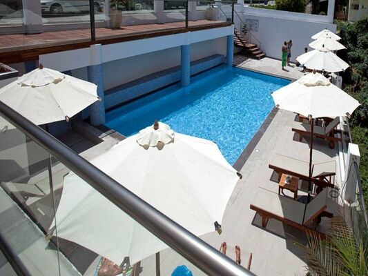 Holidays at Semiramis Hotel in Rhodes Town, Rhodes