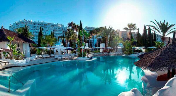 Holidays at Albyzin Del Mar Hotel in Almunecar, Costa del Sol