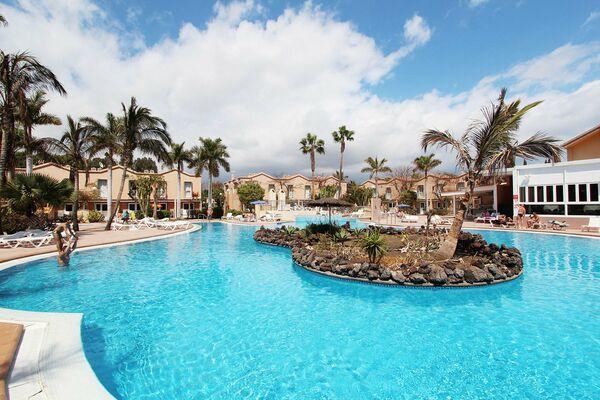 Holidays at Green Oasis Club Apartments in Maspalomas, Gran Canaria