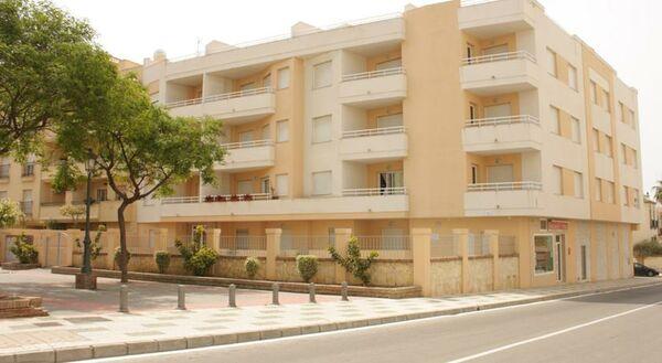 Holidays at Fercomar Apartments in Nerja, Costa del Sol