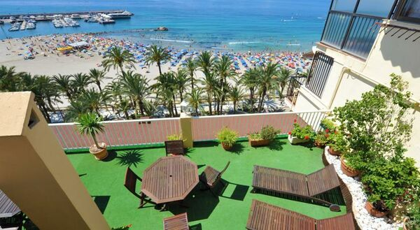 Holidays at Montemar Hotel in Benidorm, Costa Blanca