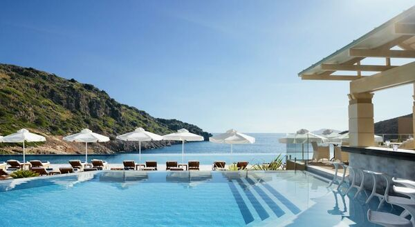 Holidays at Daios Cove Luxury Resort & Villas in Vathi, Aghios Nikolaos