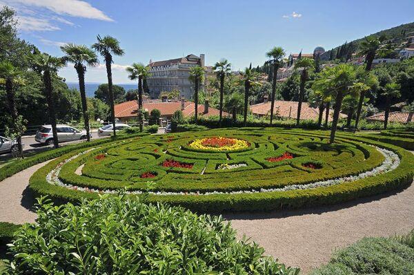 Holidays at Opatija Hotel in Opatija, Croatia