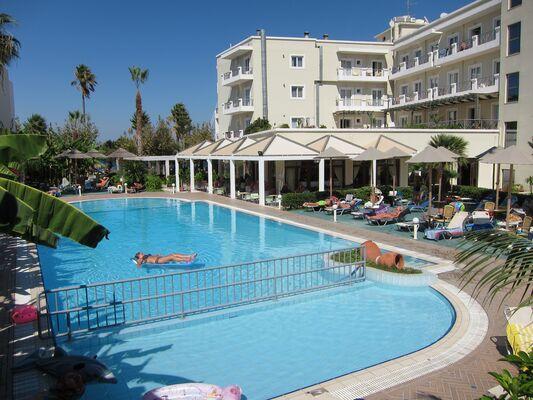 Holidays at Kos Hotel Junior Suites in Kos Town, Kos