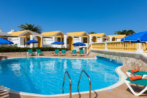Holidays at Club Caleta Dorada in Caleta De Fuste, Fuerteventura