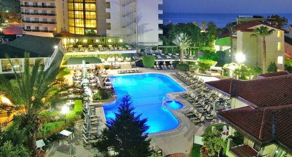 Holidays at Gardenia Beach Hotel in Okurcalar, Antalya Region