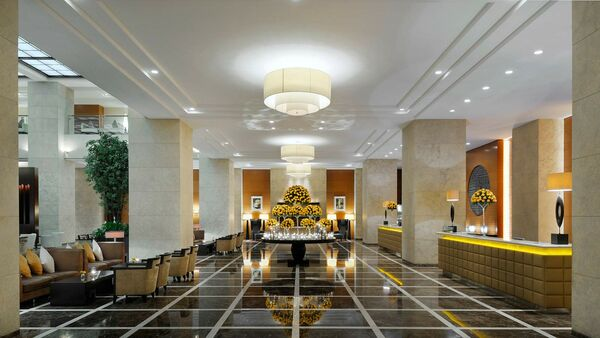 Holidays at Grosvenor House Hotel in Palm Island Jumeirah, Dubai