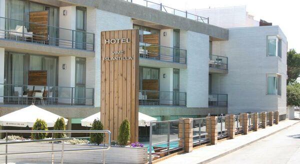 Holidays at Vime Islantilla Hotel in Islantilla, Costa de la Luz