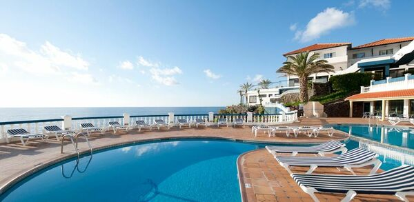 Holidays at Royal Orchid Hotel in Canico, Madeira