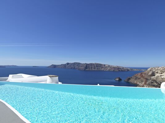 Holidays at Katikies - Adults Only (13+) in Oia, Santorini