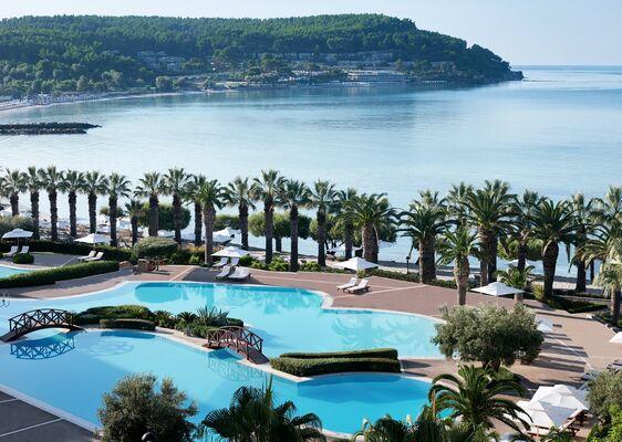 Holidays at Sani Beach in Sani, Halkidiki