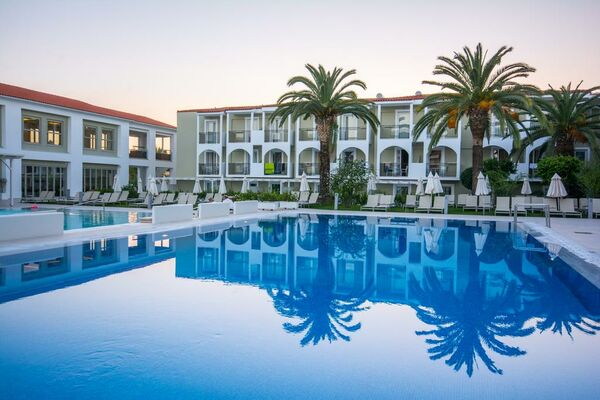 Holidays at Best Western Zante Park Hotel in Laganas, Zante
