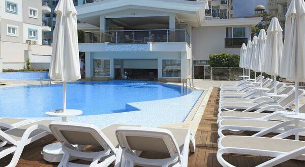 Holidays at Xperia Saray Beach Hotel in Alanya, Antalya Region