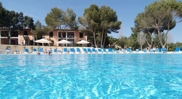 Holidays at Blau Colonia Sant Jordi Club Hotel in Colonia Sant Jordi, Majorca