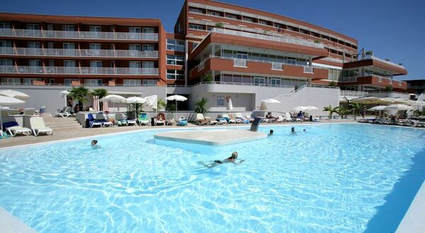Holidays at Laguna Albatros Hotel in Porec, Croatia