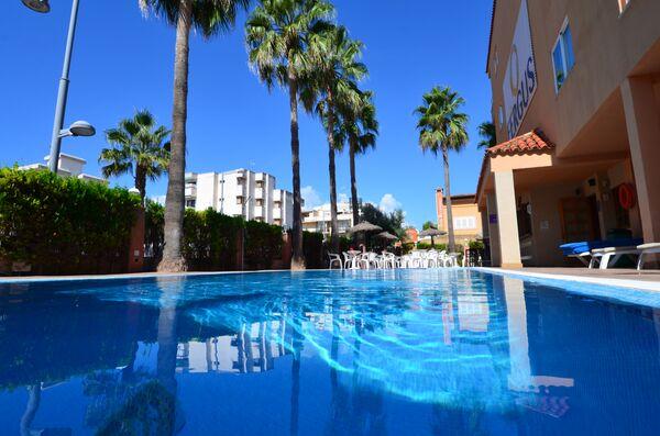 Holidays at Fergus Capi Playa in Playa de Palma, Majorca