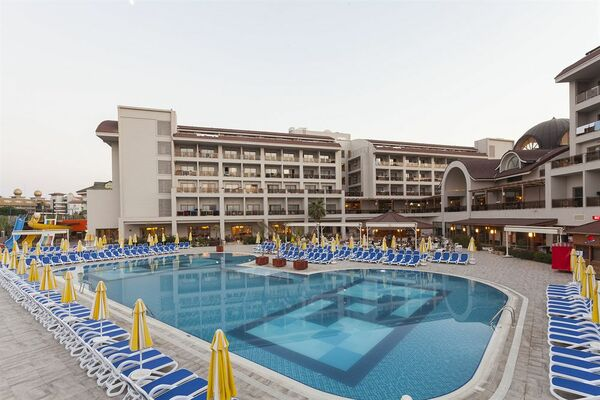 Holidays at Seher Sun Palace Resort and Spa in Colakli, Side