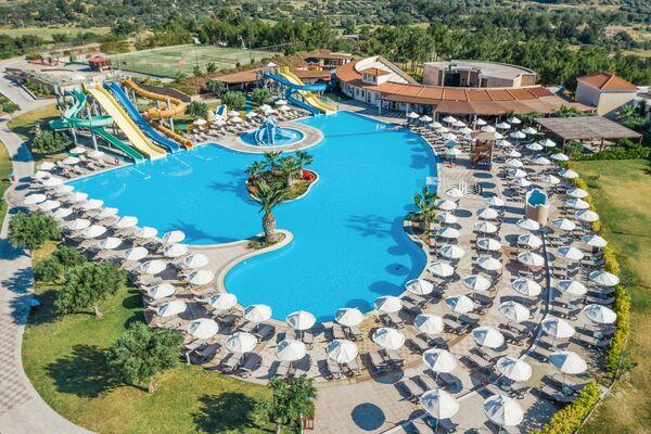 Holidays at Lindos Imperial Hotel in Kiotari, Rhodes