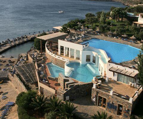 Holidays at Aquila Elounda Village Hotel in Elounda, Crete