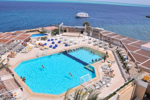 Holidays at SUNRISE Holidays Resort in Hurghada, Egypt