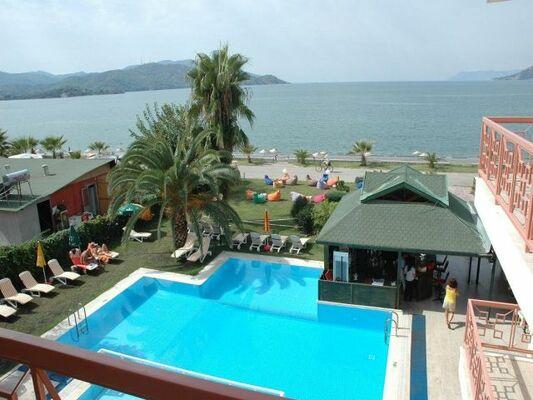 Holidays at Ceren Hotel in Calis Beach, Dalaman Region