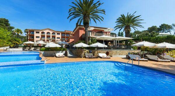 Holidays at Salles Cala Del Pi Hotel & Spa in Platja d'Aro, Costa Brava