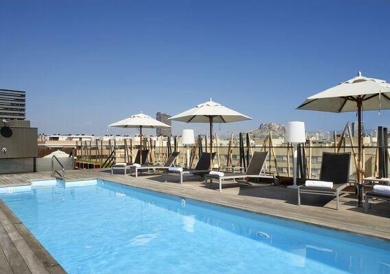 Holidays at AC Alicante Hotel in Alicante, Costa Blanca