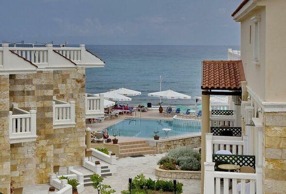 Holidays at Jo An Beach Hotel in Adelianos Kampos, Rethymnon