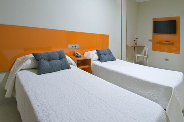 Holidays at Andreas Hotel in Los Cristianos, Tenerife