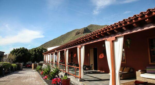 Holidays at La Casona Del Patio Hotel in Santiago del Teide, Tenerife