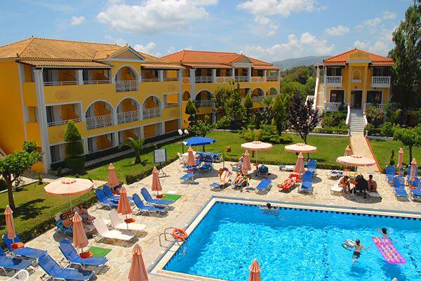 Holidays at Macedonia Hotel in Kalamaki, Zante
