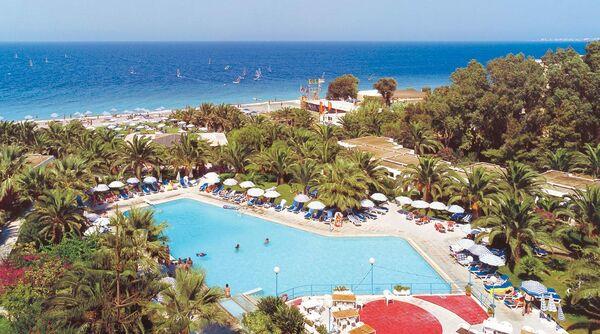 Holidays at Blue Horizon Hotel in Ialissos, Rhodes