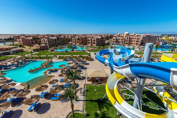 Holidays at Albatros Aqua Park Resort in Safaga Road, Hurghada