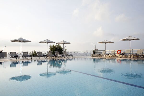 Holidays at Asteris Hotel in Skala, Kefalonia