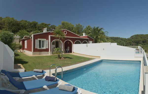 Holidays at Galdana Palms Villas in Cala Galdana, Menorca