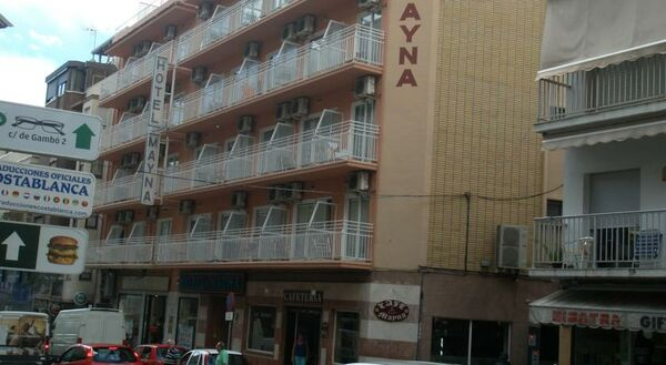Holidays at Mayna Hotel in Benidorm, Costa Blanca