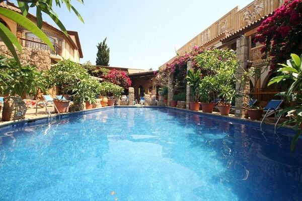 Holidays at Roman Boutique Hotel in Paphos, Cyprus