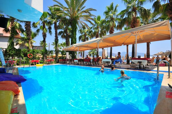 Holidays at Palm Beach Hotel in Marmaris, Dalaman Region