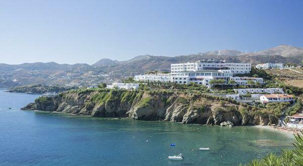 Holidays at Peninsula Hotel in Agia Pelagia, Crete
