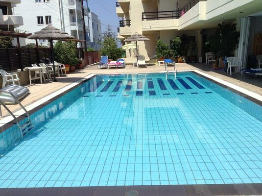 Holidays at Caravel Aparthotel in Ixia, Rhodes