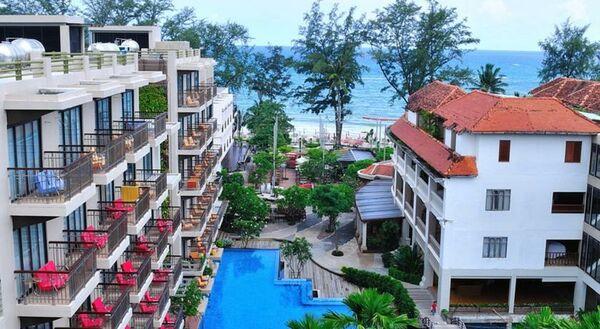 Holidays at Baan Laimai Beach Resort And Spa Hotel in Phuket Patong Beach, Phuket