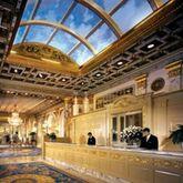 Holidays at Fairmont Copley Plaza Hotel in Boston, Massachusetts